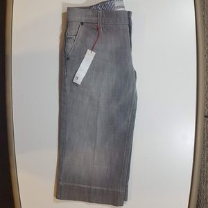 Joe's Jeans Cropped Wide Leg NWT SAMPLE